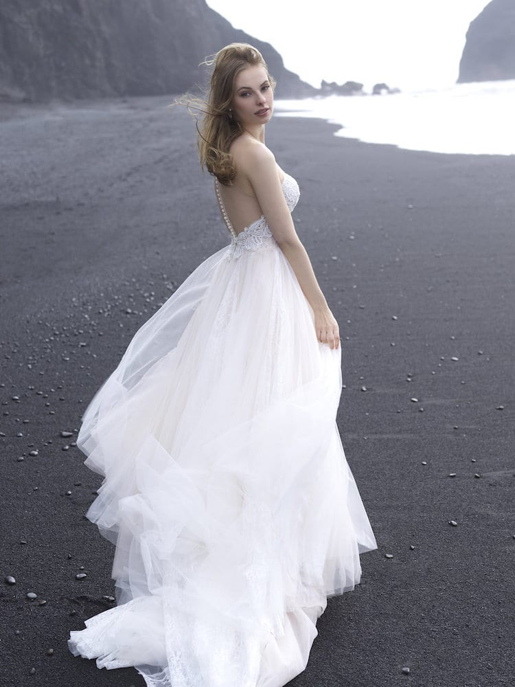 Allure Bridals Gown Style 9505