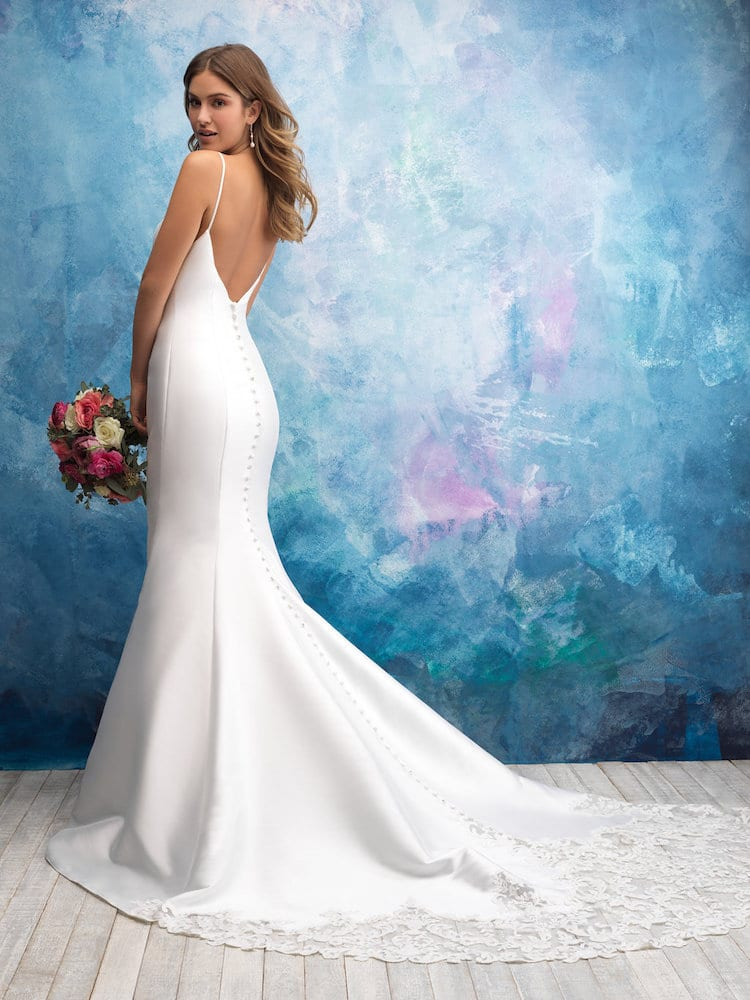 Allure Bridals Gown Style 9558