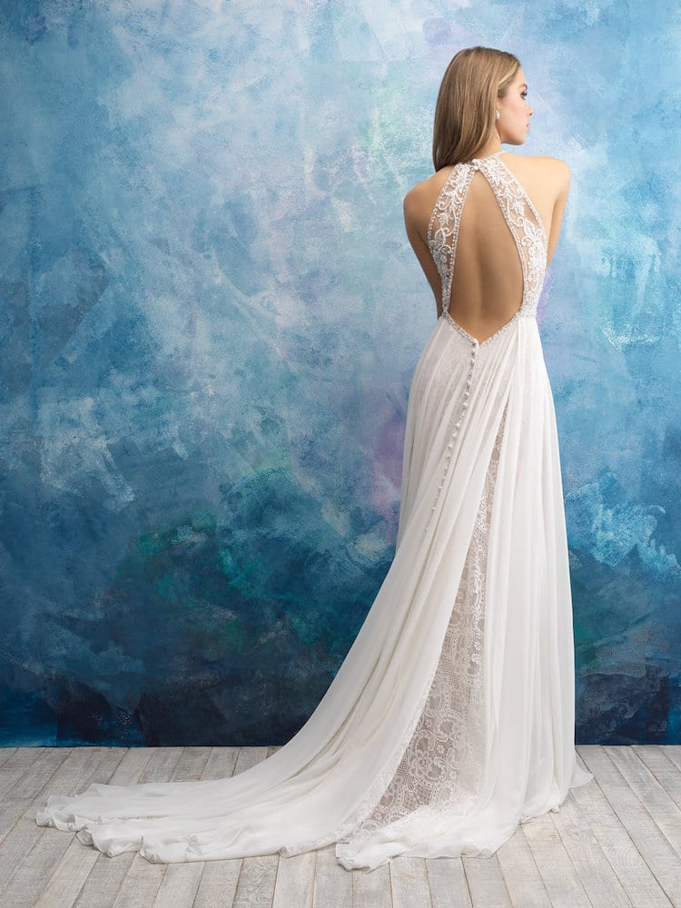 Allure Bridals Gown Style 9573