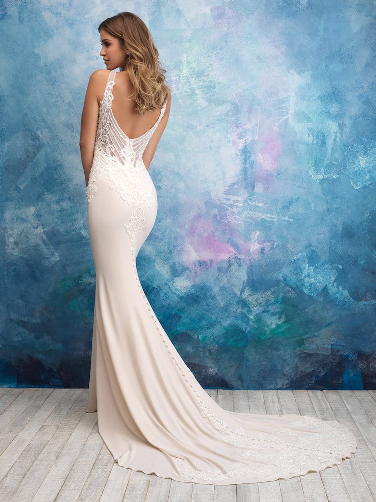 Allure Bridals Gown Style 9554
