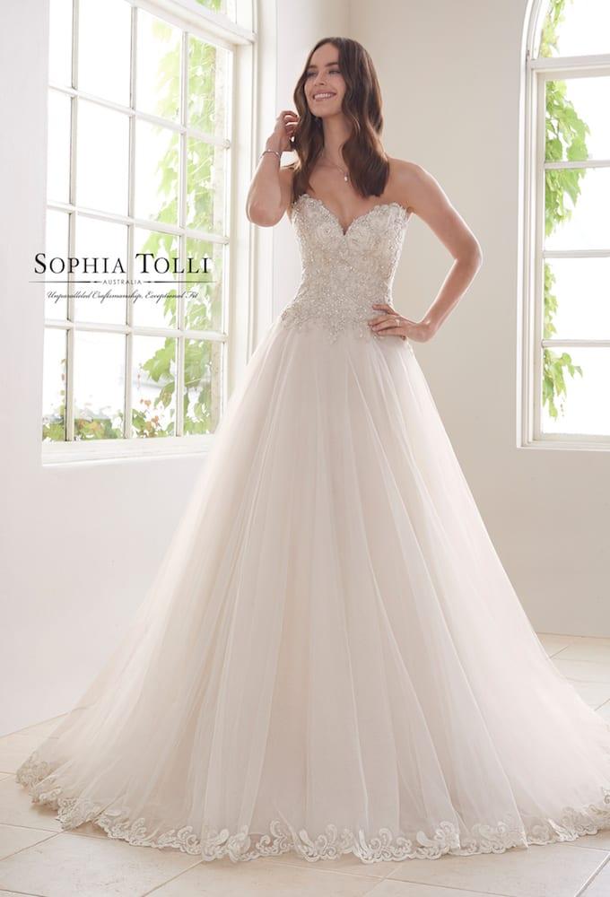 Sophia Tolli Y21816 Morganite