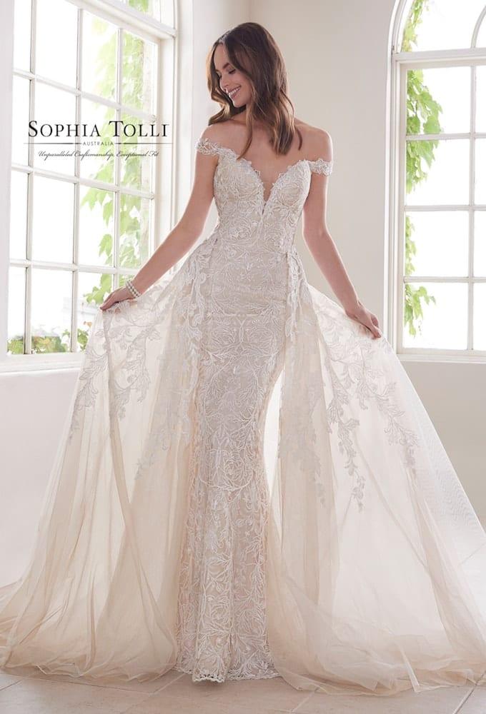 Sophia Tolli Y21810A Diamond