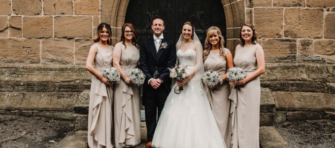 Sarah Morris Wedding