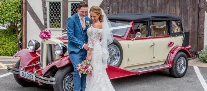 Real Wedding of Devon and Bradley