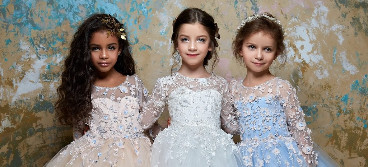Felicity flower girl, communion and birthday party dress