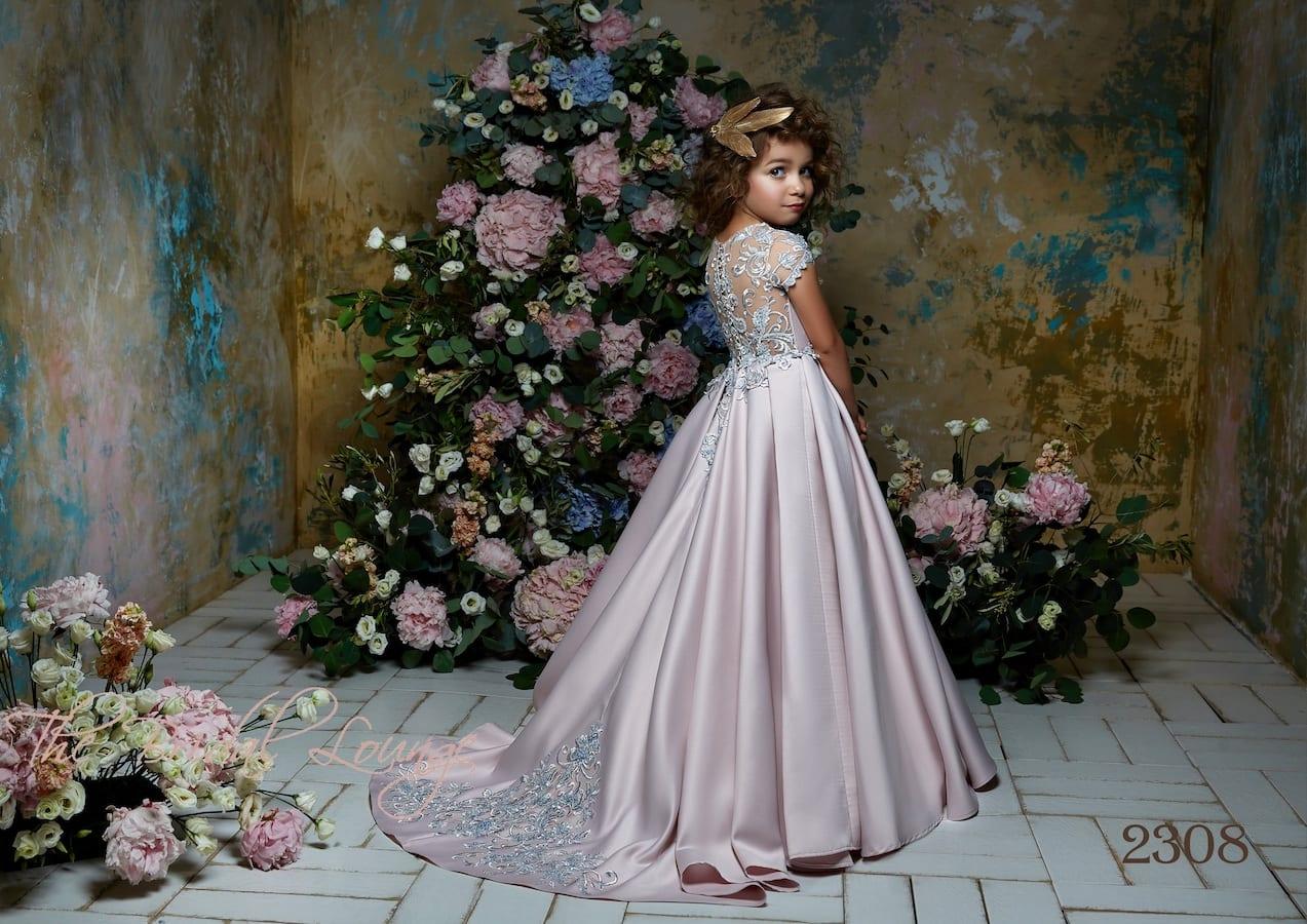 Alisha flower girl, communion and birthday party dress