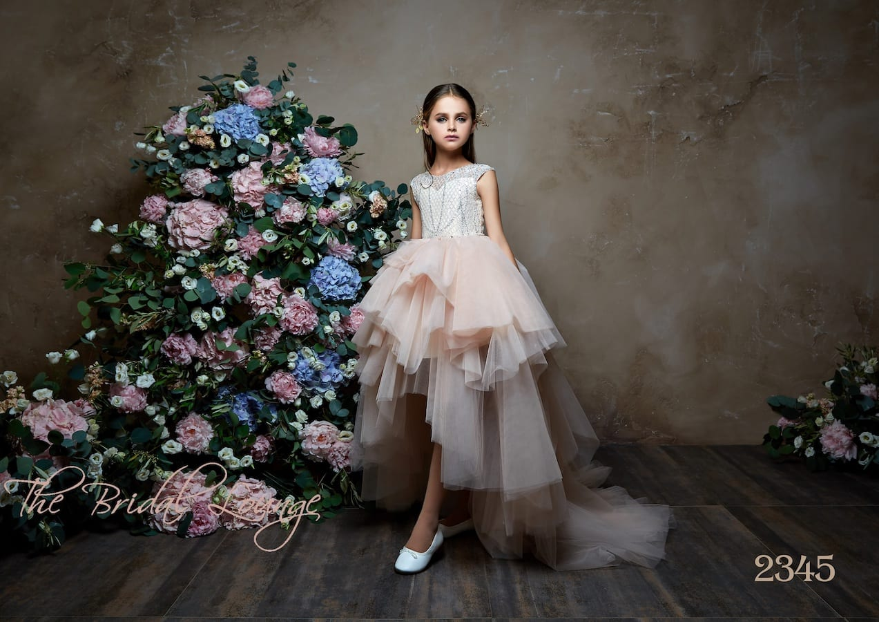 Mimi flower girl, communion and birthday party dress
