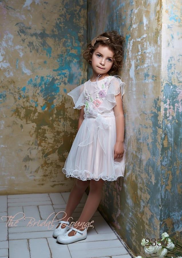 Priscilla flower girl, communion and birthday party dress
