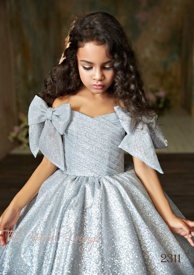 Kate flower girl and party gown