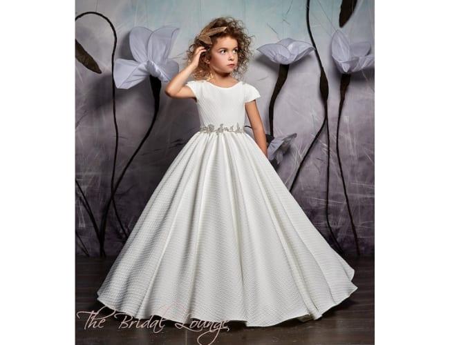 Daniella flower girl, communion and birthday party dress
