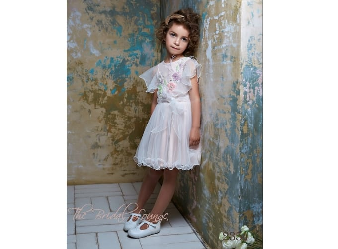 Priscilla Flower girl, communion and party dress