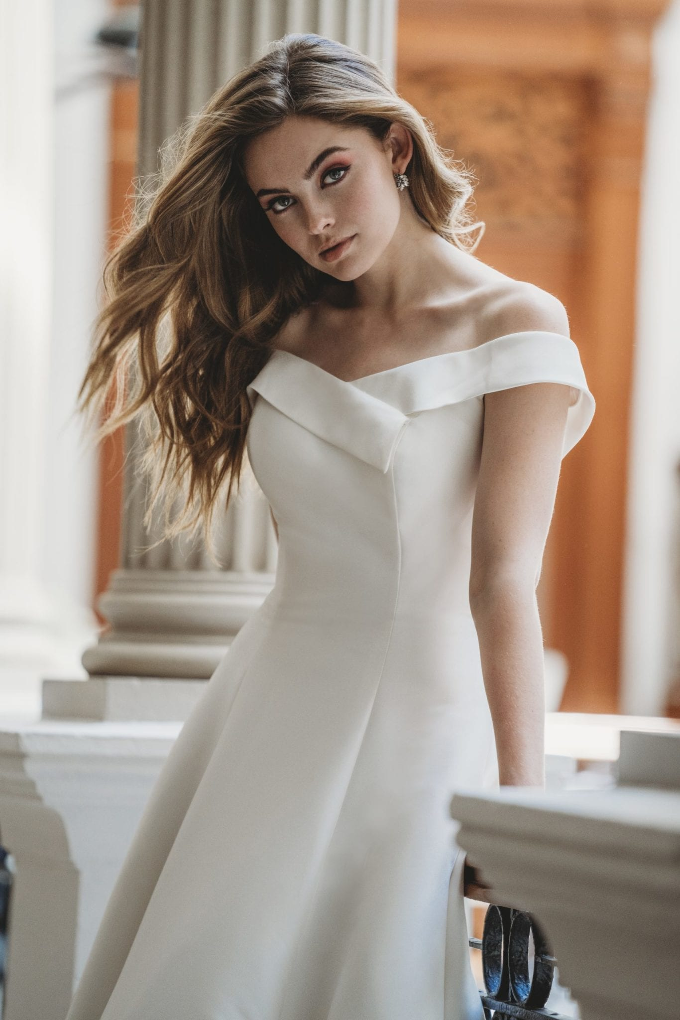 Allure Bridals Gown Style 9656