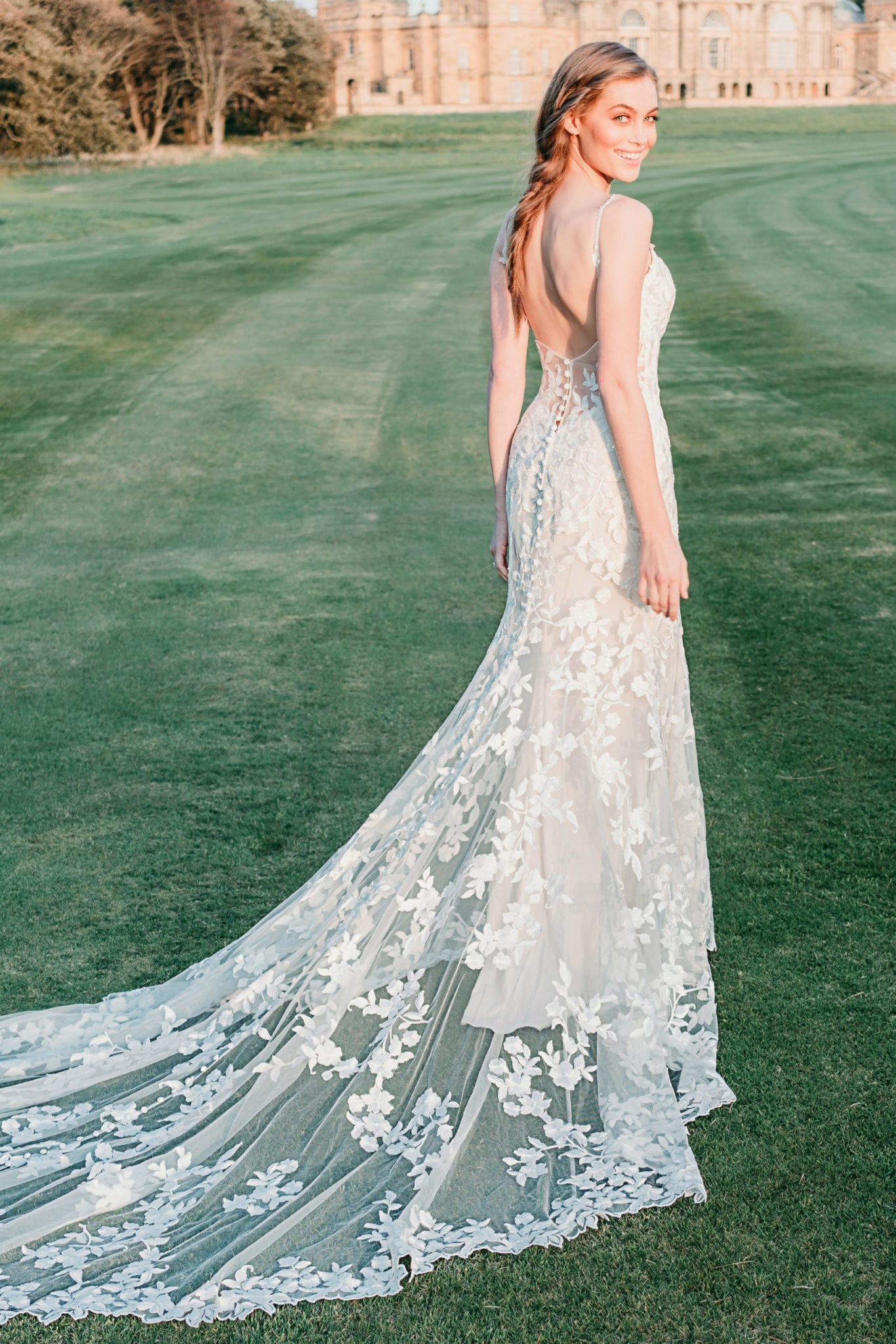 allure Bridals 9716