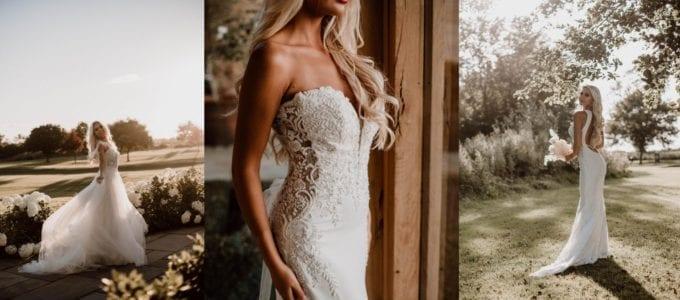 smokin sunset allure bridals