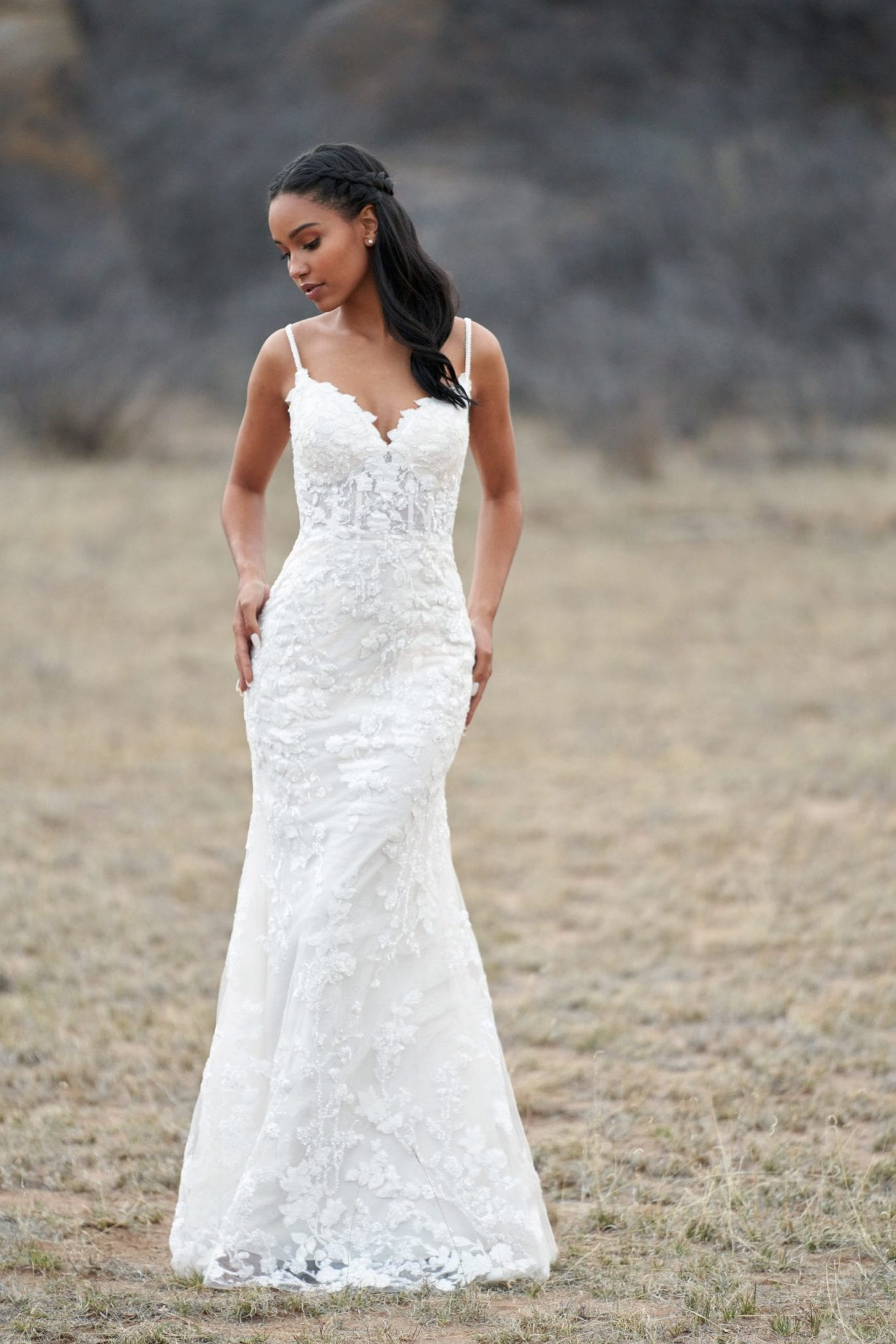 Allure bridals style 9765