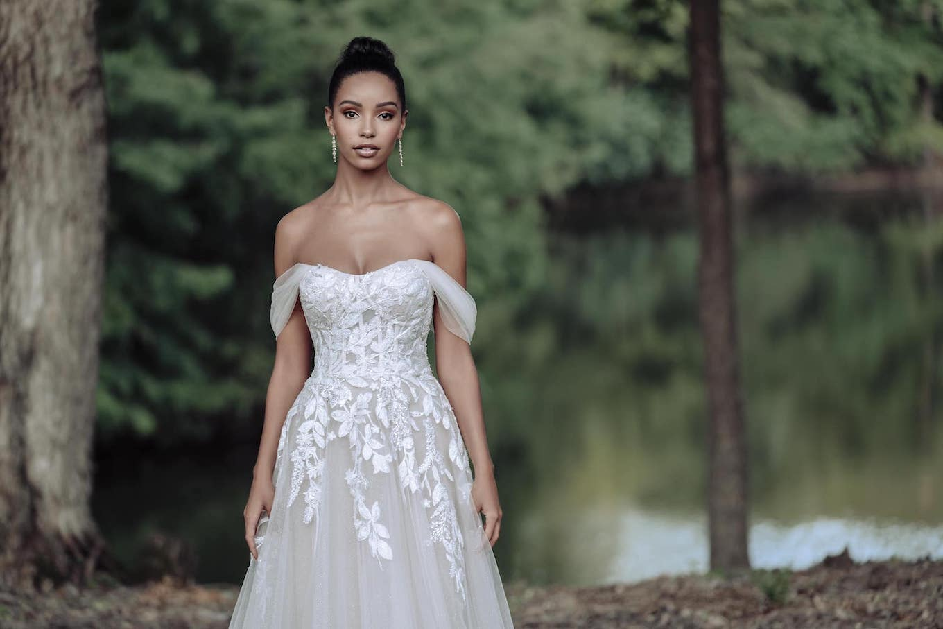 Allure Bridals Gown Style 9803