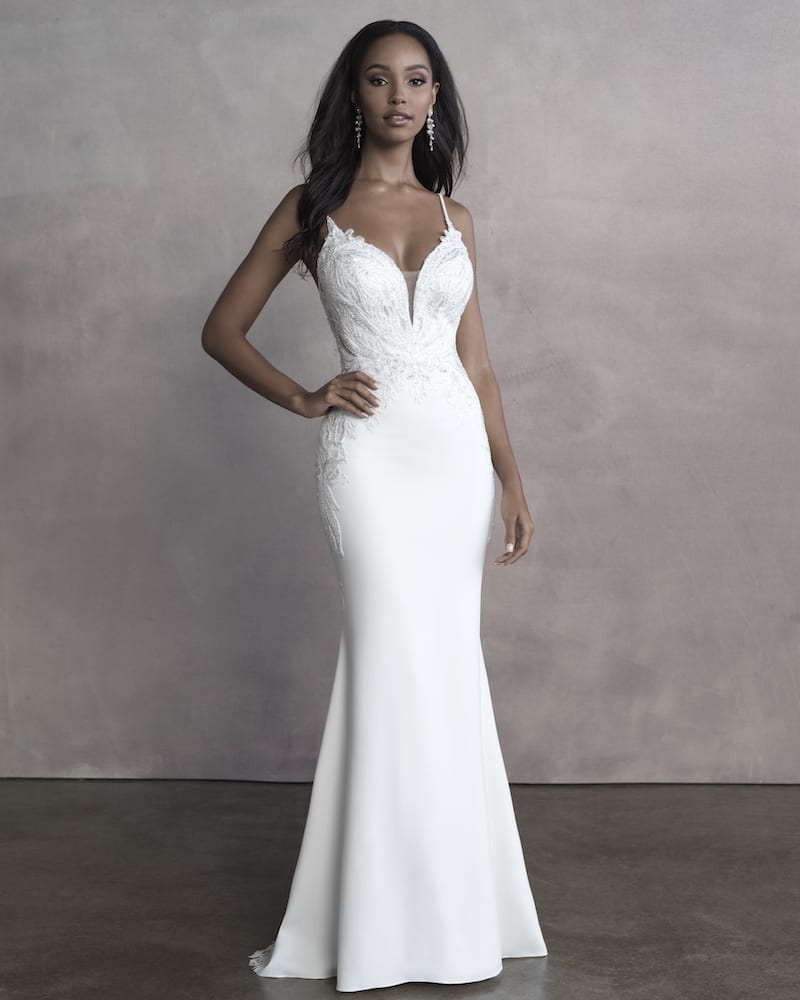 Allure Bridals Gown Style 9815