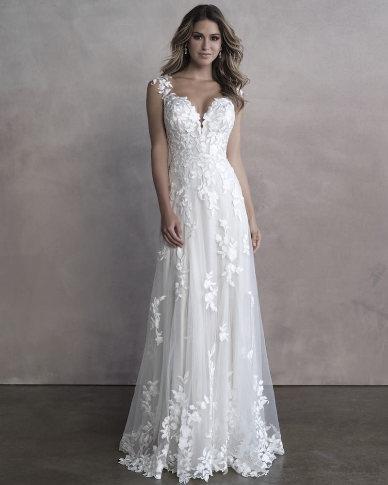 Allure Bridals Gown Style 9816