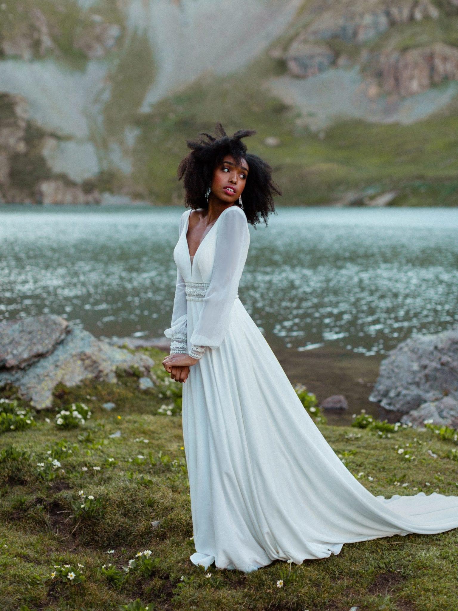 Wilderly Bride Gown F221 Monroe