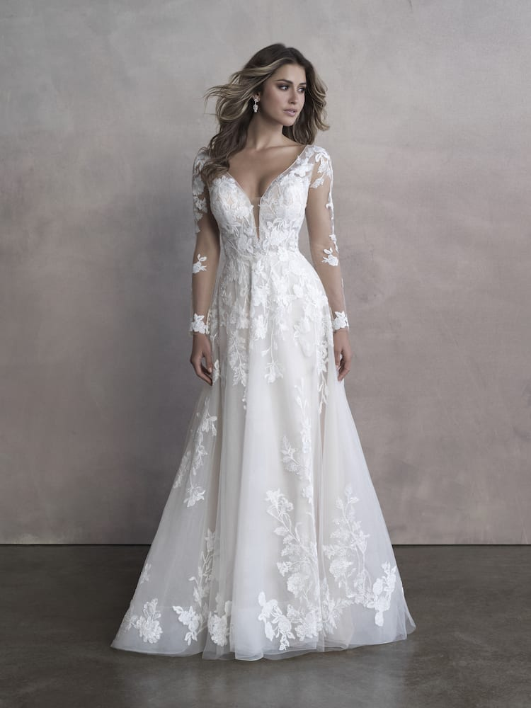 Allure bridals Gown style 9806