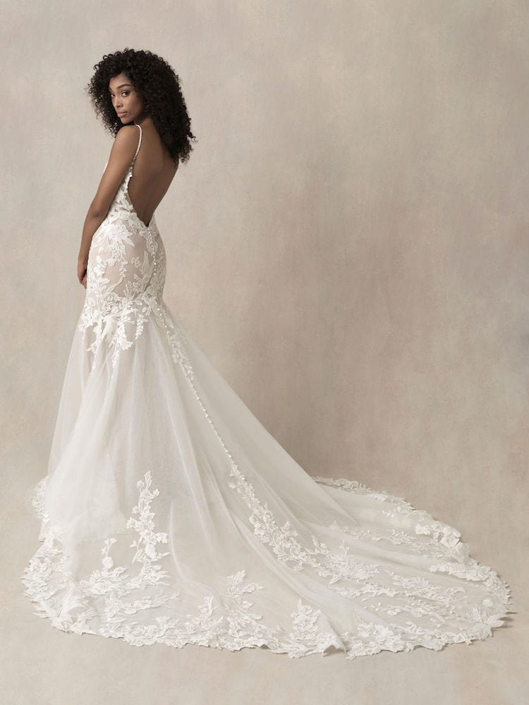 Allure bridals Gown style 9851