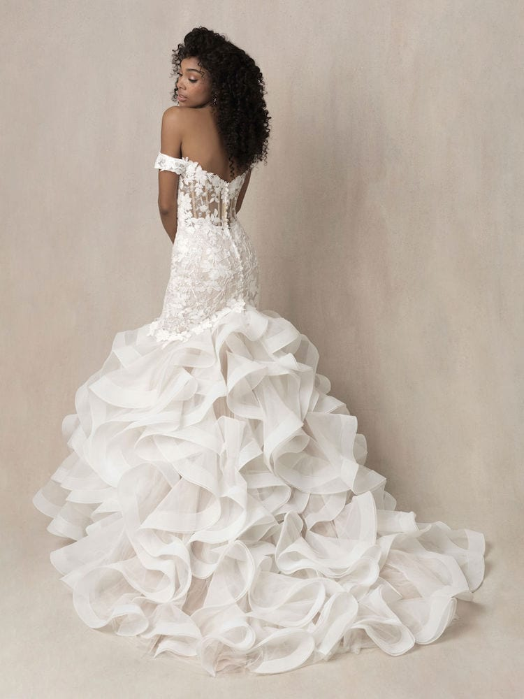Allure bridals Gown Style 9859