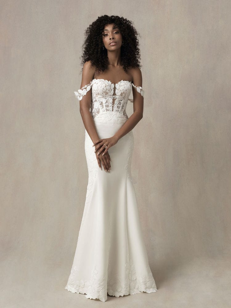 Allure Bridals Gown Style 9860