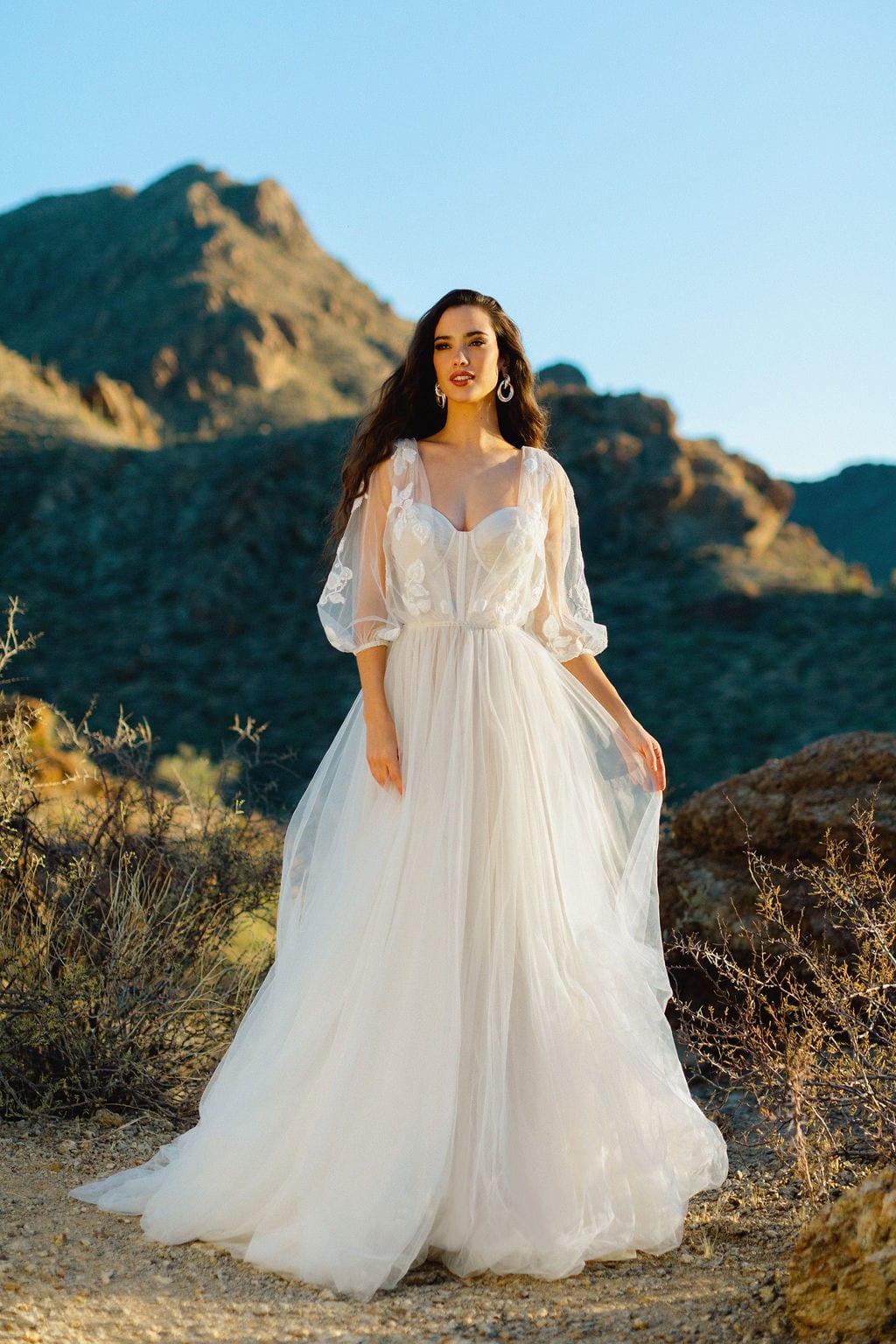 Wilderly Bride F235 Justina